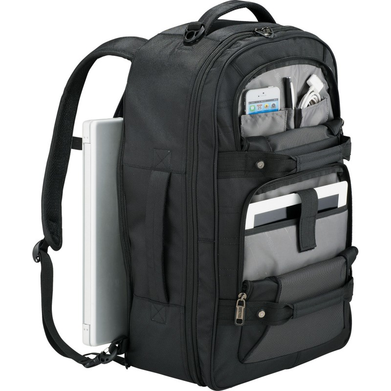 Kenneth Cole Tech® All-In-One Travel Compu-Backpack | Laptop Bag