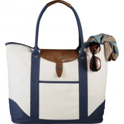Cutter & Buck® Legacy Cotton Boat Tote