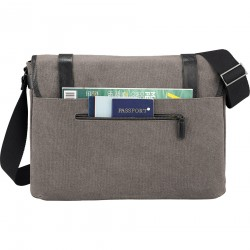 Kenneth Cole® Canvas Compu-Messenger