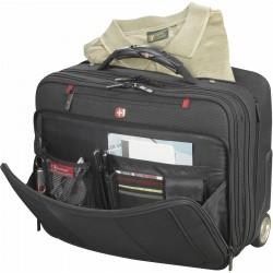 Wenger® Transit Deluxe Wheeled Compu-Case
