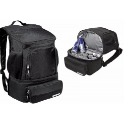 OGIO Freezer Easy-to-carry Spacious backpack and 10 Can Insulated Cooler - New