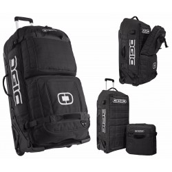 "OGIO Bus Travel Bag 34"" Luggage Bag with Detachable Carry-on Compartment - New"